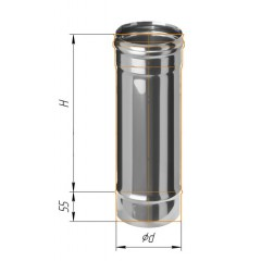 Труба 0,5 м ф130 мм