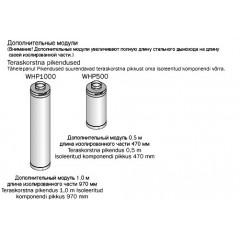 Дымоход Harvia дополнительный модуль 0.5 м